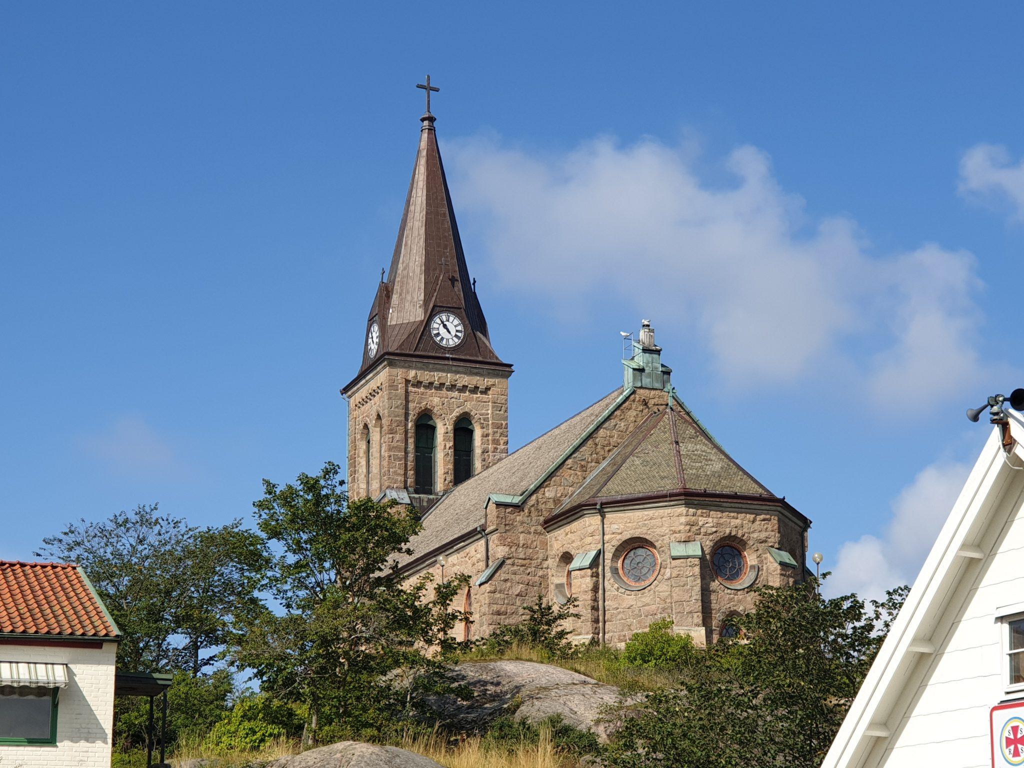 Fjällbacka kyrka