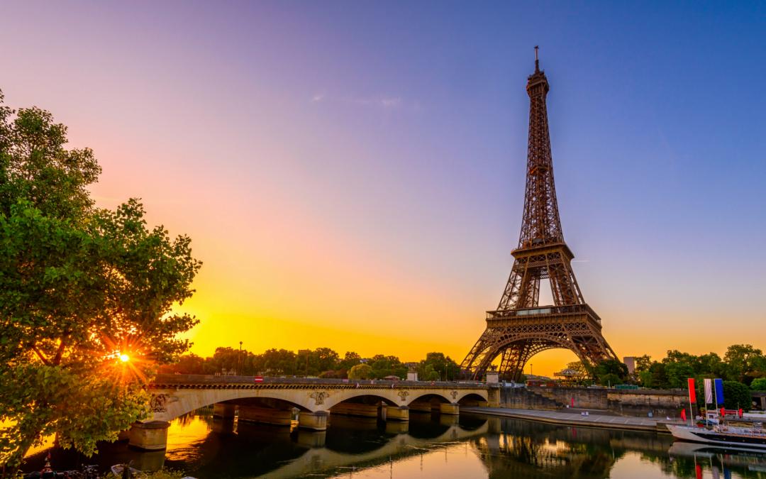 Husbil till Paris