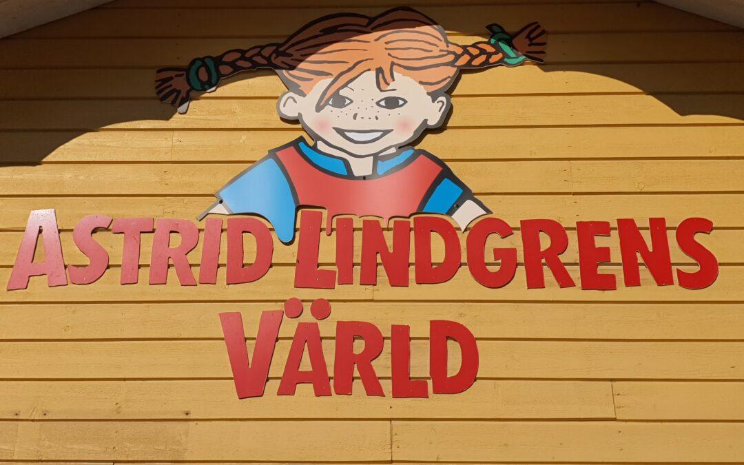 På äventyr i Astrid Lindgrens sagovärld