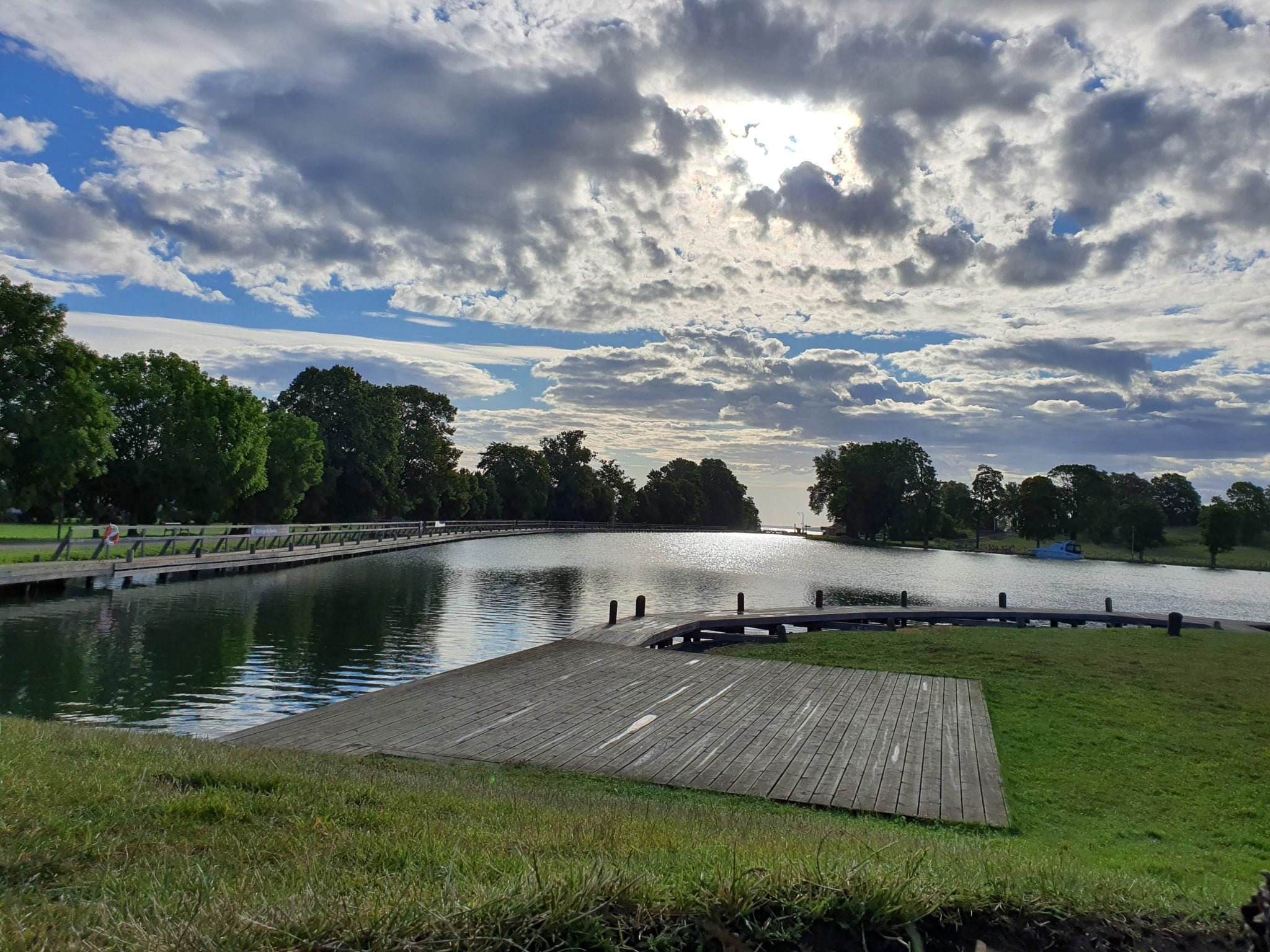 Bergs Slussar, Linköping