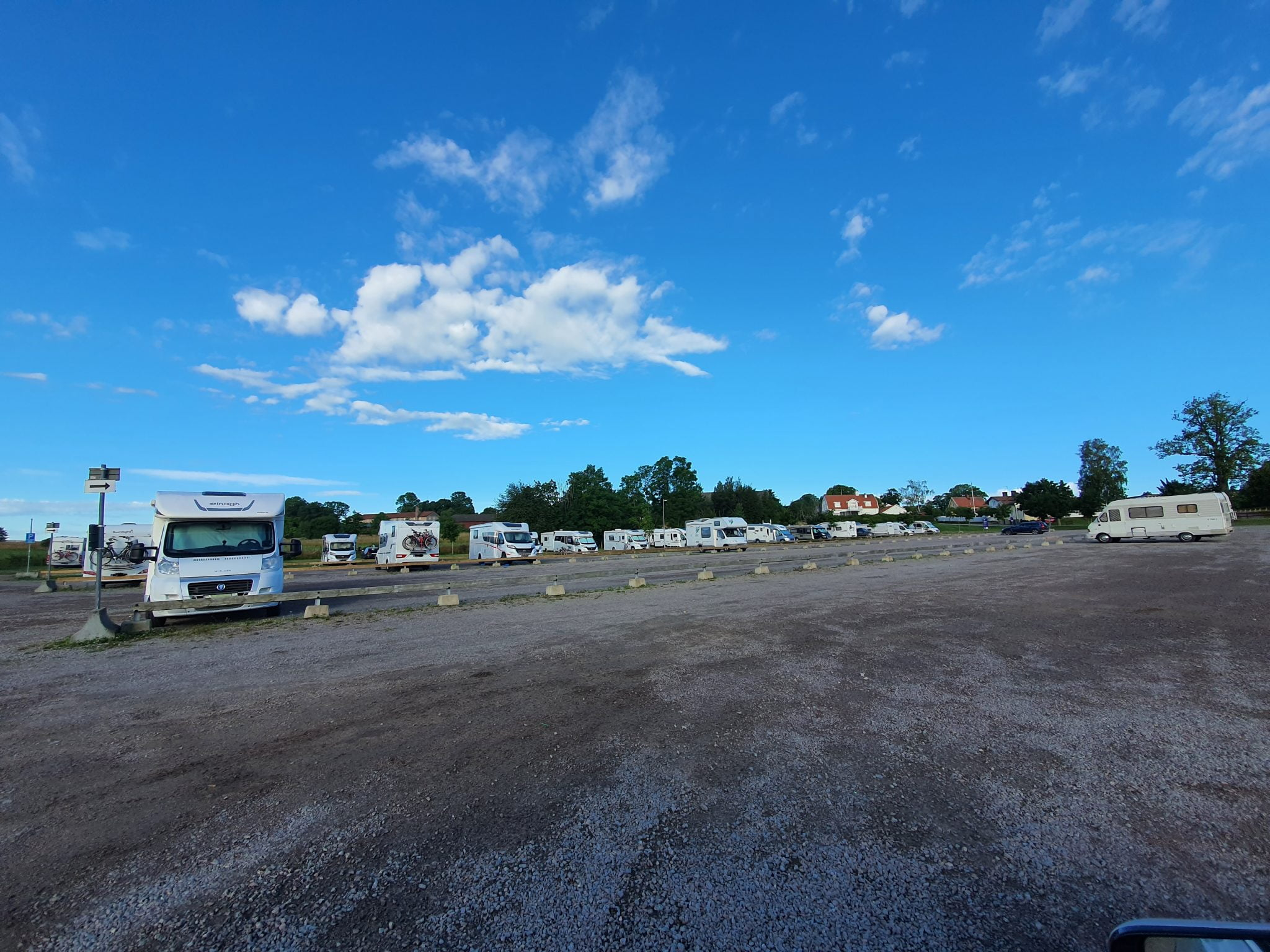 Husbil i Linköping, Bergs Slussar