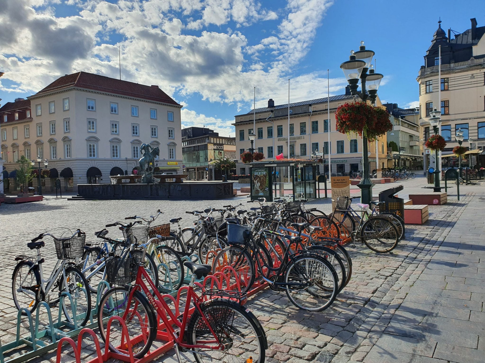 Town Center, Linköping