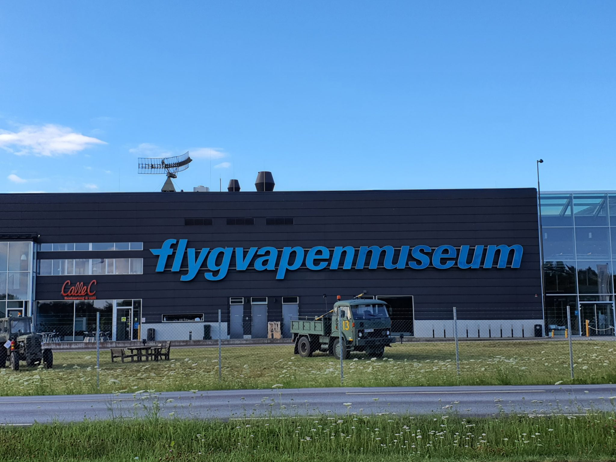 Air Force Museum in Linköping