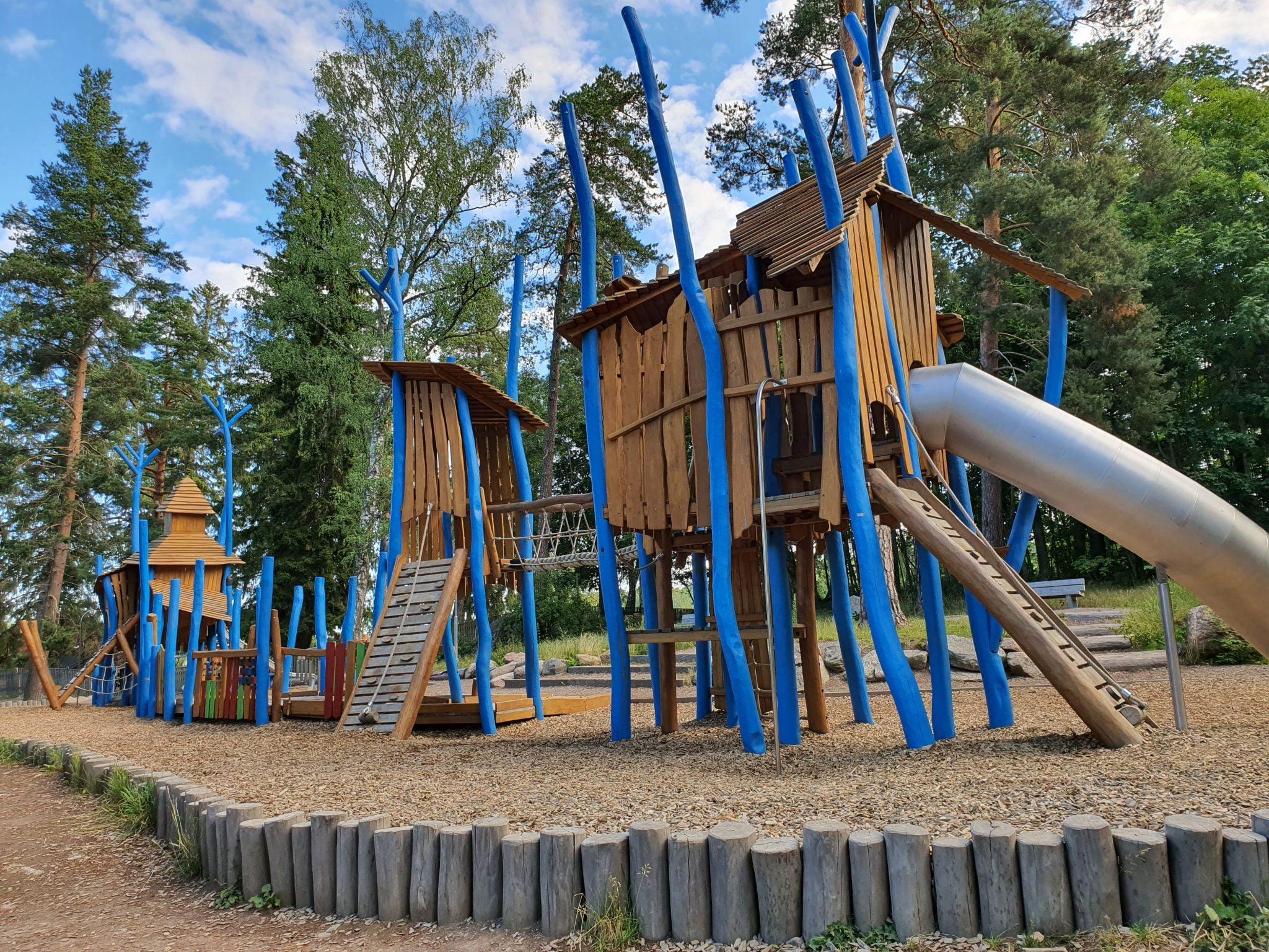 Lill-Valla Lekpark Linköping